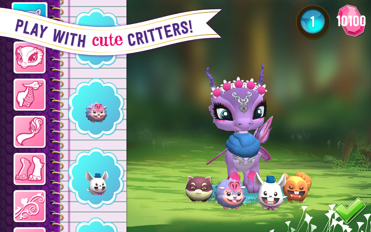 Android Ever After High™: Baby Dragons Screen 13