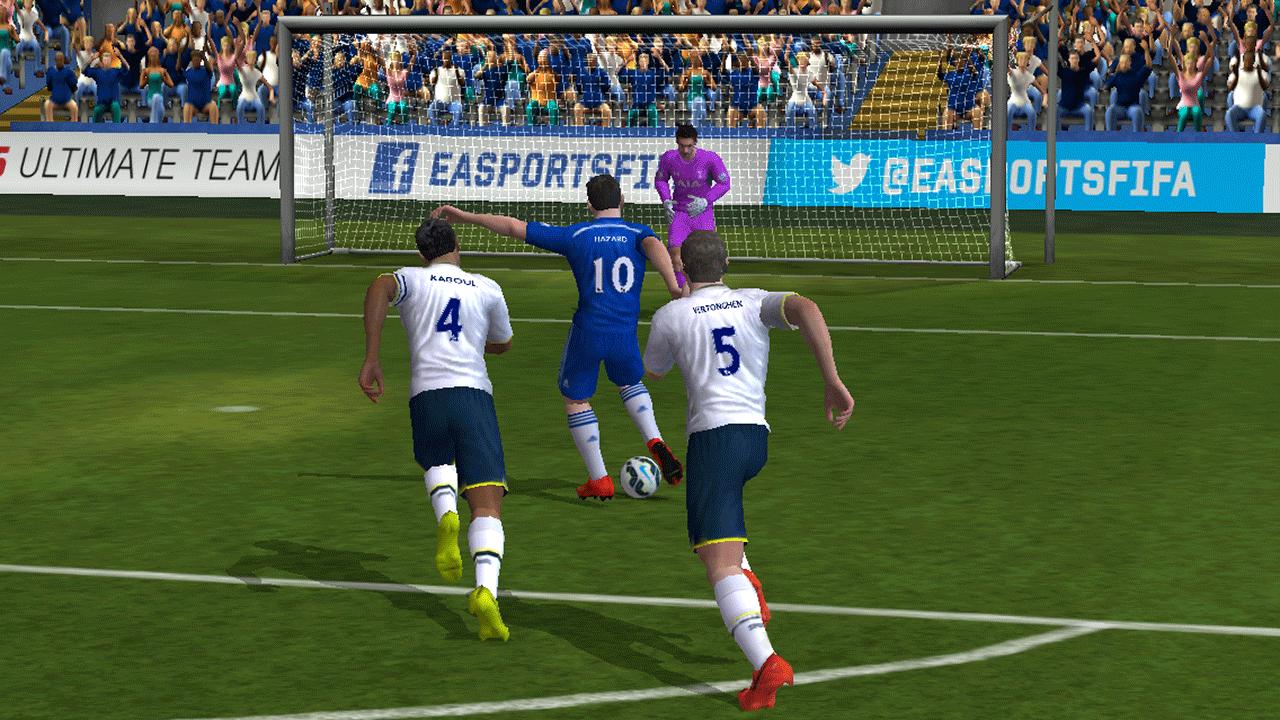 Android FIFA 15: UT Screen 2