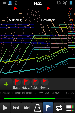 MIDI Voyager Karaoke Player 5.3.3 Screen 7