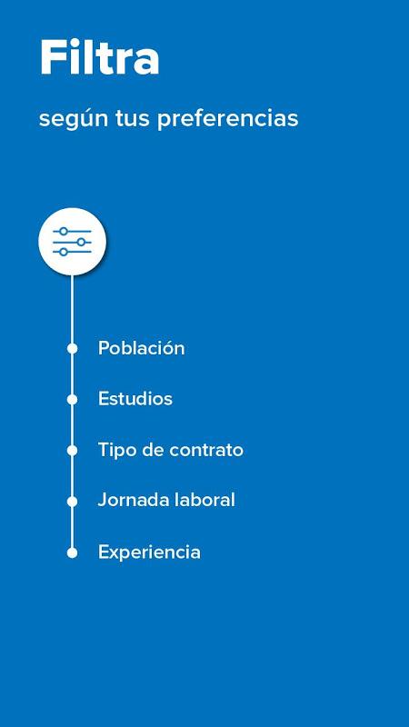 InfoJobs - Job Search 2.95.1 Screen 11