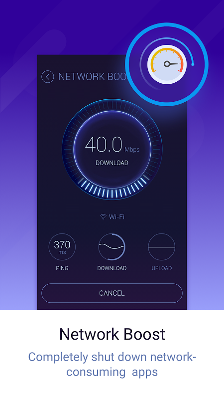 Android DU Speed Booster Screen 3