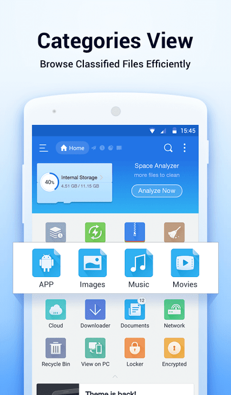 ES File Explorer/Manager PRO 4.1.7.1.2 Screen 12