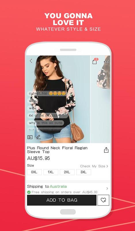 SHEIN - Shop Women's Fashion 6.3.4 Screen 2