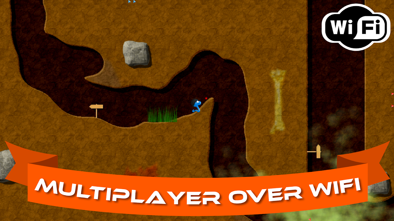 Android Annelids: Online battle Screen 4