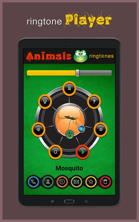 Android Animals ringtones Screen 16