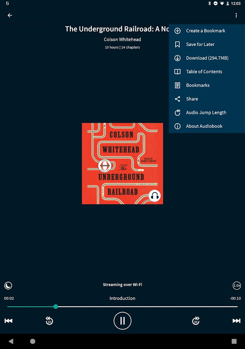 Scribd - Reading Subscription 8.12.1 Screen 5