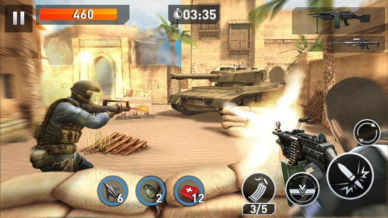 Elite Killer: SWAT 1.5.0 Screen 5