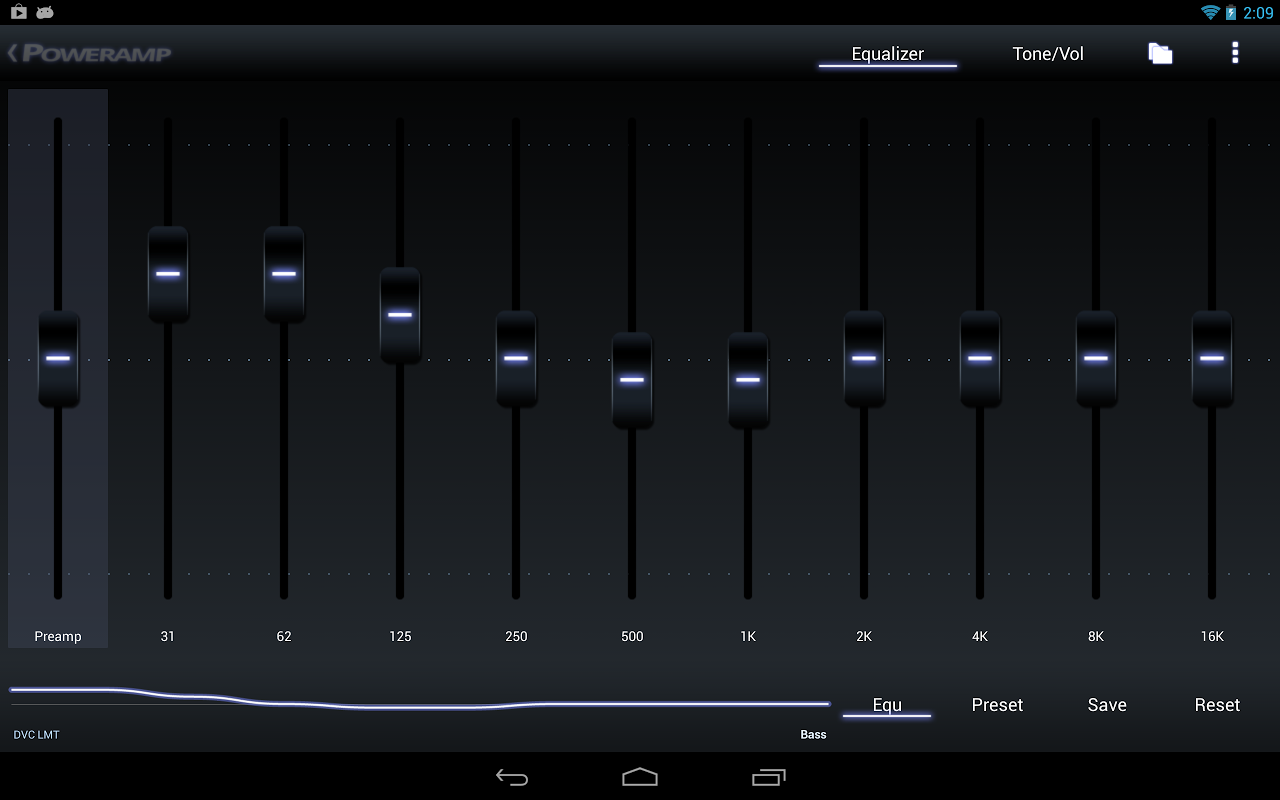 Poweramp 2.0.10-build-860589-x86-play Screen 2