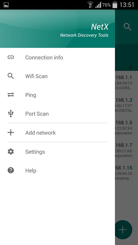 NetX 2.6.6.0 Screen 4