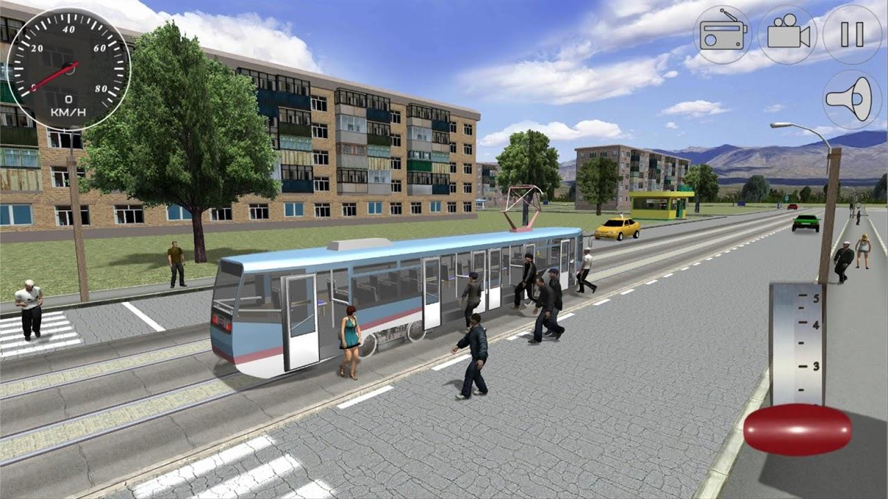 Tram Driver Simulator 2018 1.0.1 Screen 3