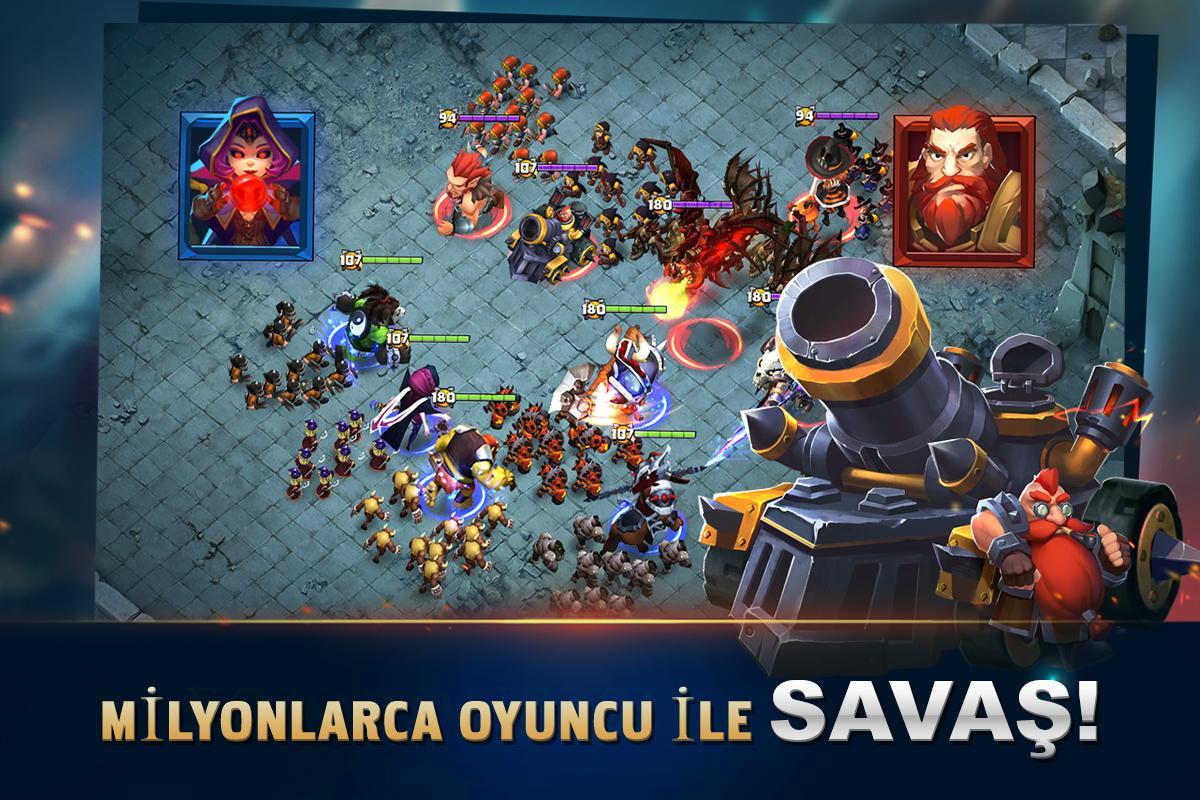 Clash of Lords 2: Türkiye 1.0.153 Screen 3