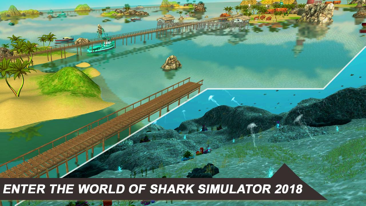 Shark Simulator 2018 1.3 Screen 2
