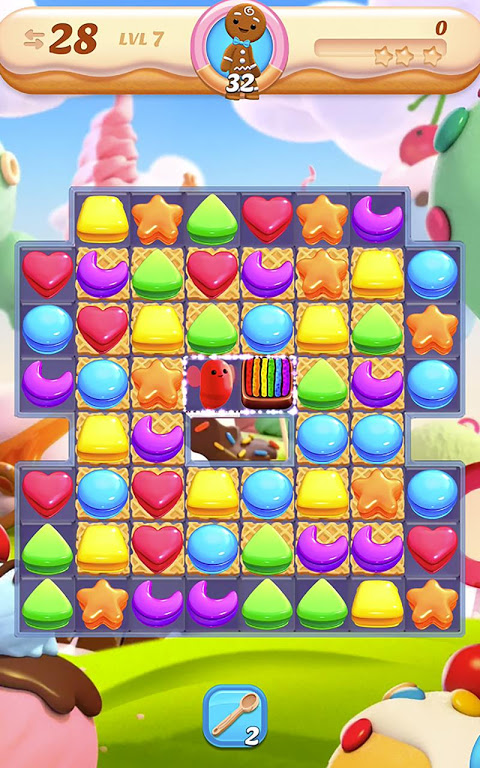 Cookie Jam Blast - Match & Crush Puzzle 3.80.134 Screen 7