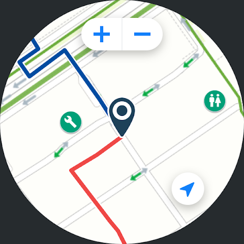 Android Bikemap - GPS Bike Route Tracker & Map for Cycling Screen 2