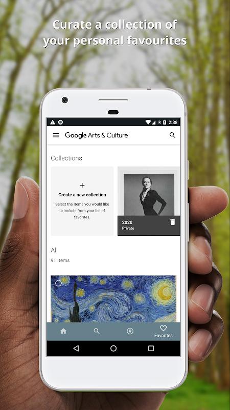 Google Arts & Culture 7.2.16 Screen 10