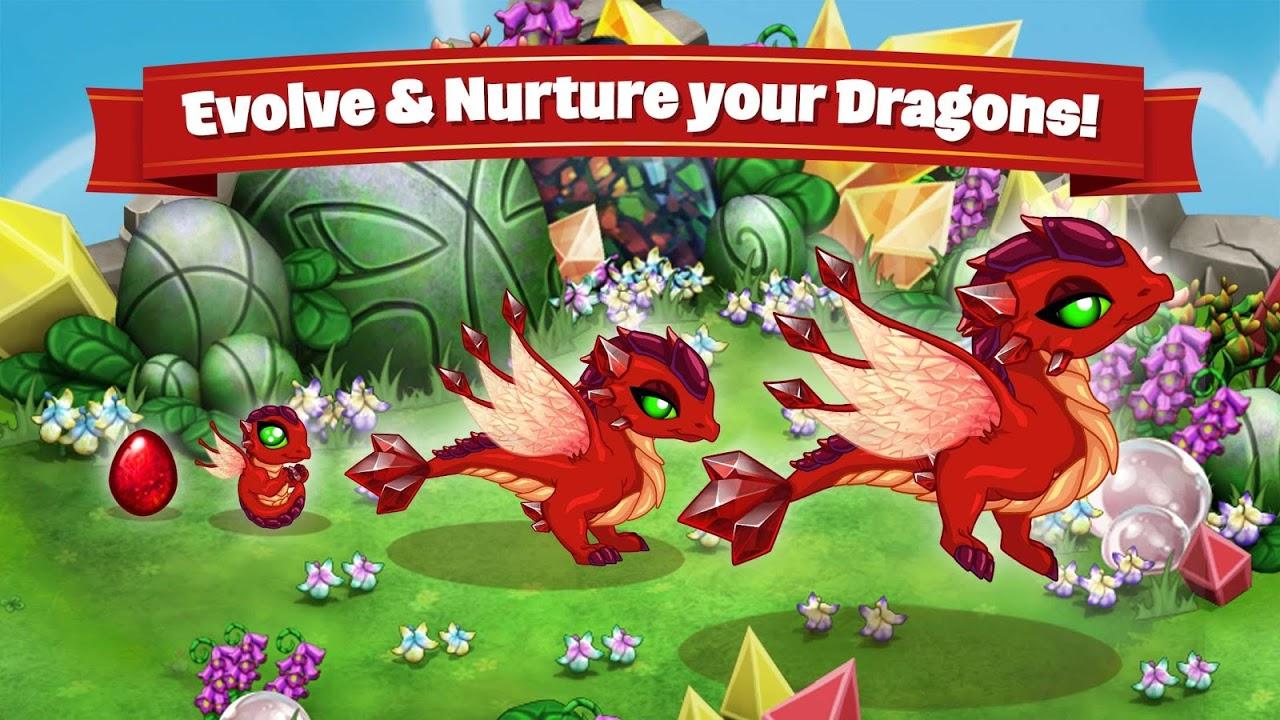 DragonVale 4.6.0 Screen 1