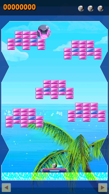 Android Brick Breaker Masters Ultimate Screen 3