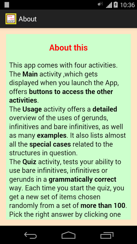 detailed notes on gerunds essay Participles, gerunds and infinitives one of the more confusing practices in english grammar involves the use of verbals (participles, gerunds and infinitives), which are words that look like verbs but that function as nouns, adjectives, or.