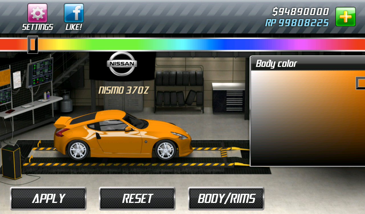Drag Racing 1.7.25 Screen 8