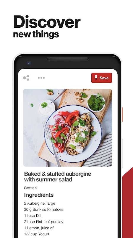 Android Pinterest: Creative Ideas & Lifestyle Inspiration Screen 3