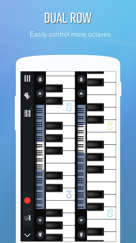 Android Perfect Piano Screen 6