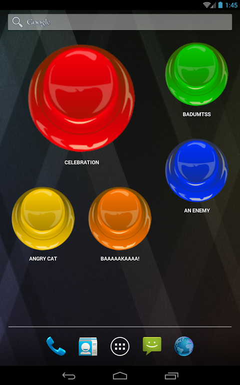 Instant Buttons 1.0.15 Screen 4