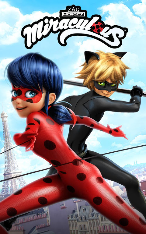 Miraculous Ladybug & Cat Noir - The Official Game 1.1.5 Screen 7