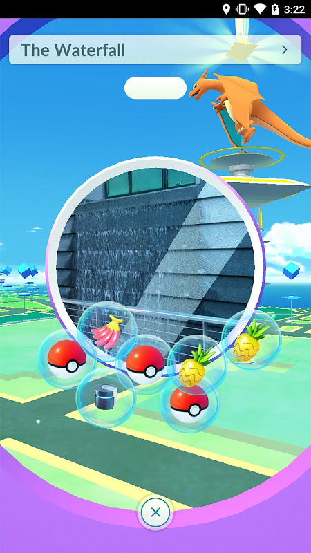 Android Pokémon GO Screen 4