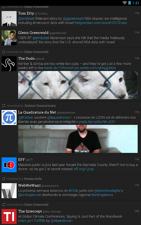 Plume for Twitter 6.29.0 Screen 12