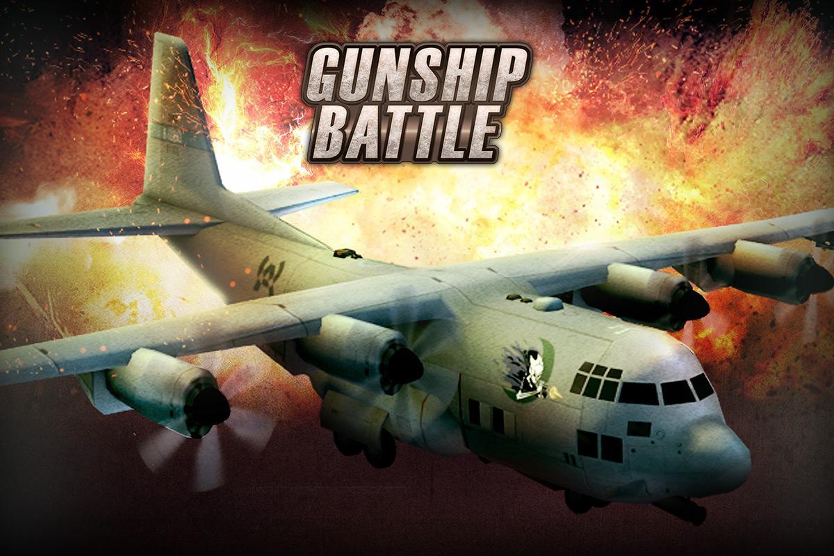 GUNSHIP BATTLE: Helicopter 3D 2.5.31 Screen 2