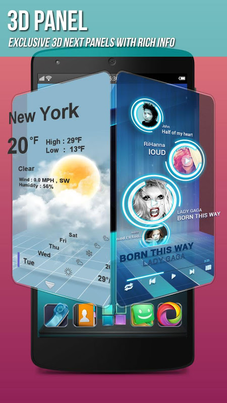 Android NextLb Screen 15