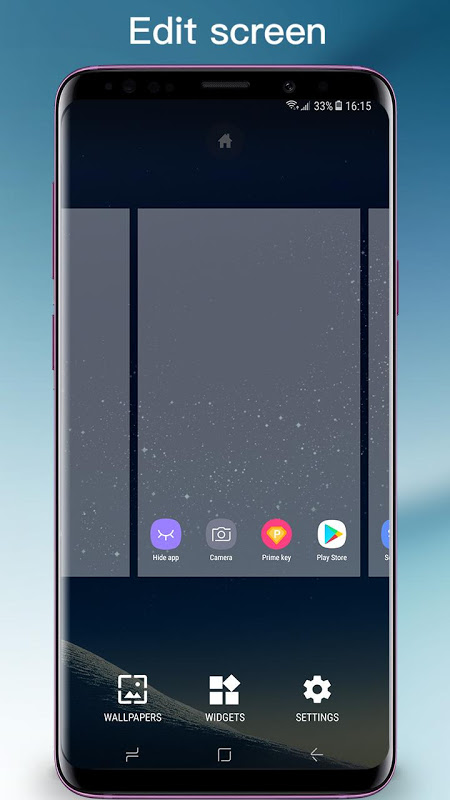 Android S7 Launcher -Galaxy S7 launche Screen 5