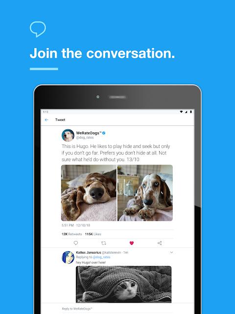 Twitter 7.96.0-release.58 Screen 4