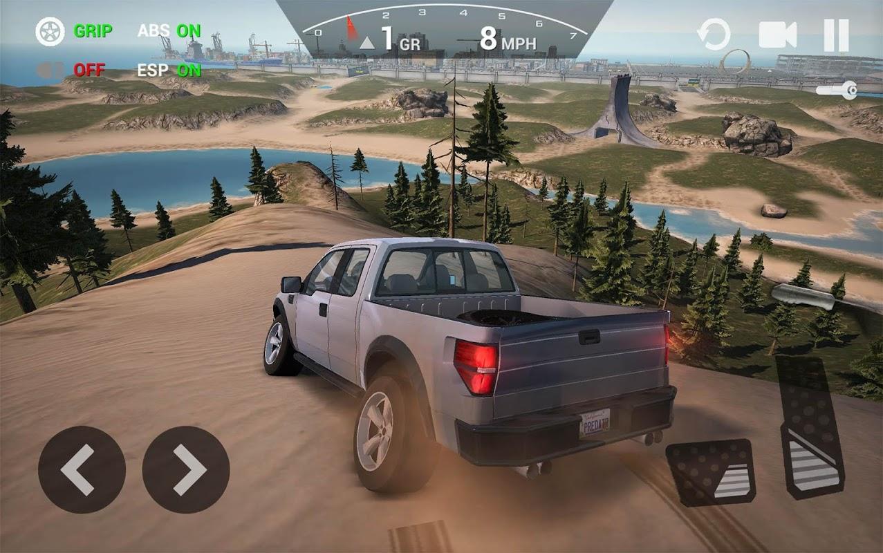 Ultimate Car Driving Simulator 2.1 Screen 1