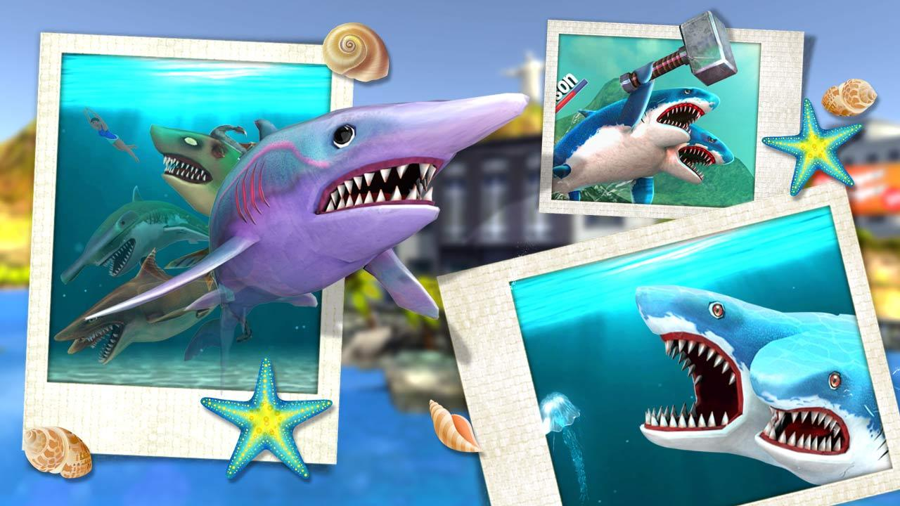 Double Head Shark Attack - Multiplayer 7.2c Screen 12