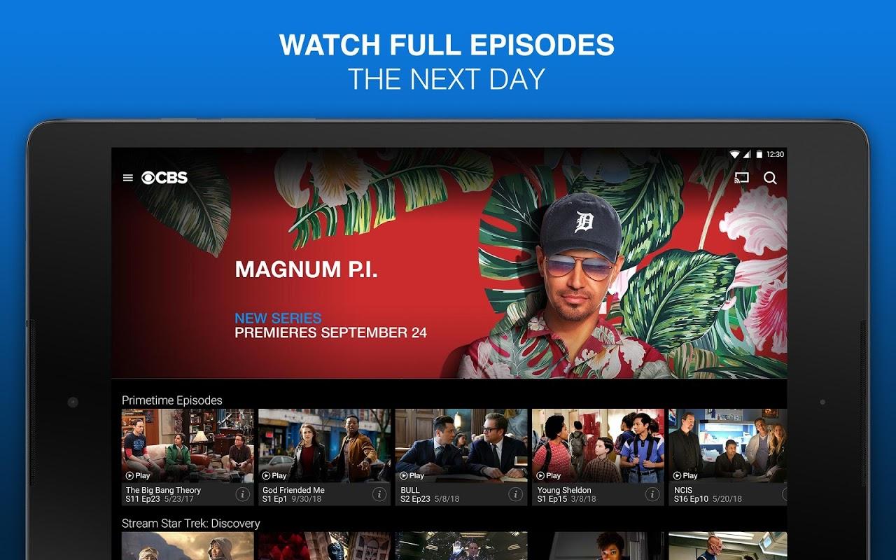 CBS - Full Episodes & Live TV 6.0.2 Screen 2