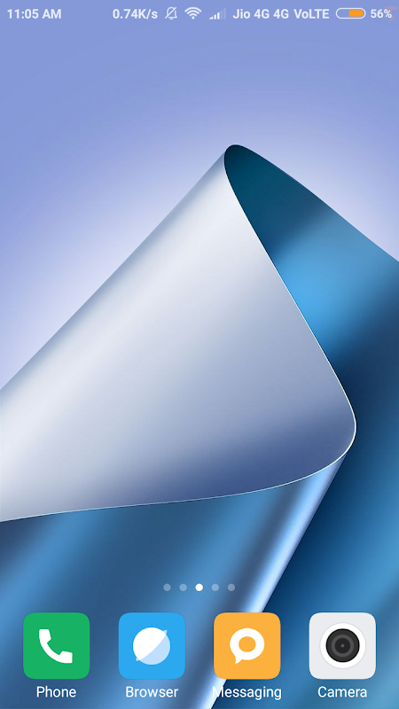 HD Asus Zenfone 4 Wallpaper 1.02 Screen 2