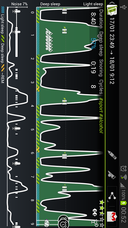 Android Sleep as Android Screen 11