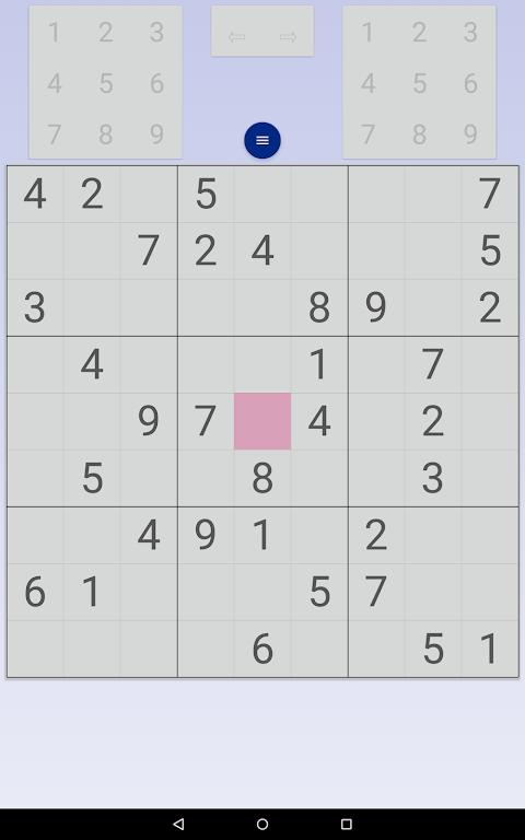 Sudoku: 3 in 1 1.7.3 Screen 9