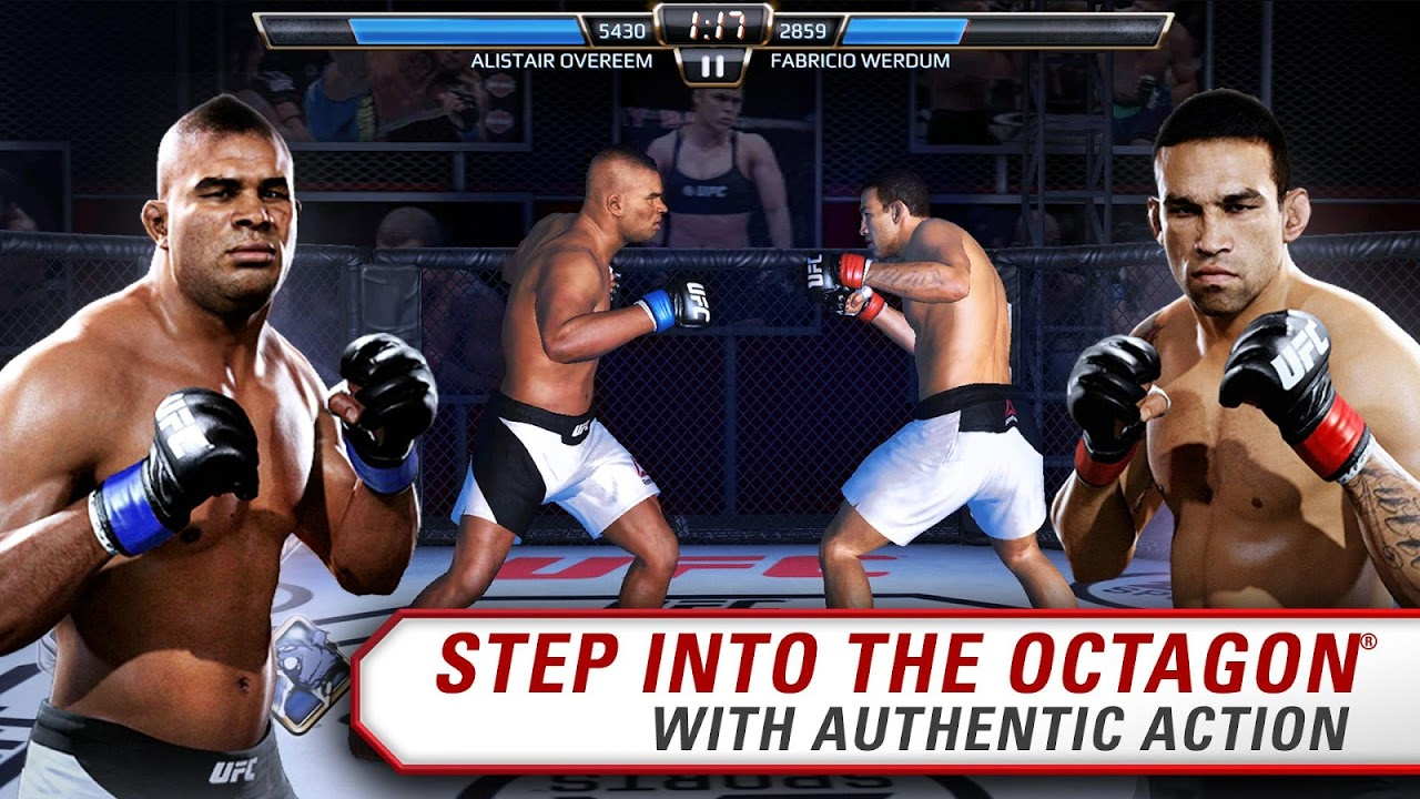 EA SPORTS UFC 1.9.3418328 Screen 9