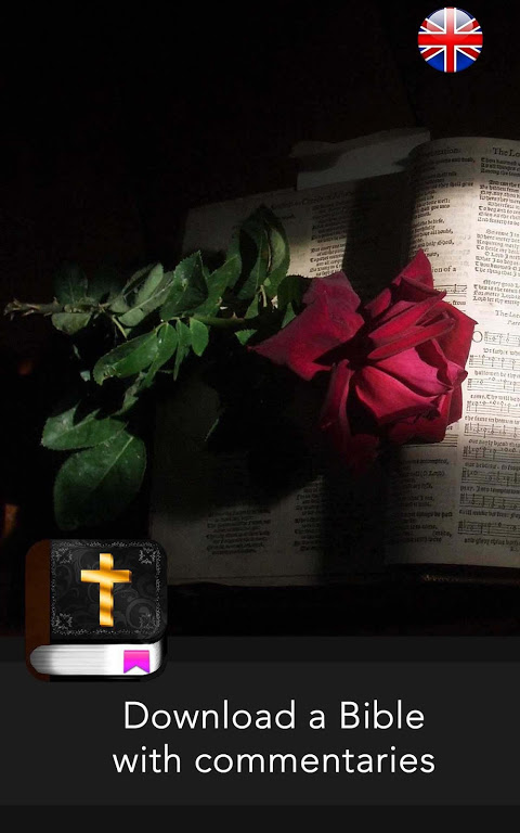 Android Study Bible free Screen 23