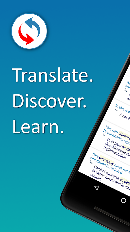 Reverso Translation Dictionary 8.4.0 Screen 2