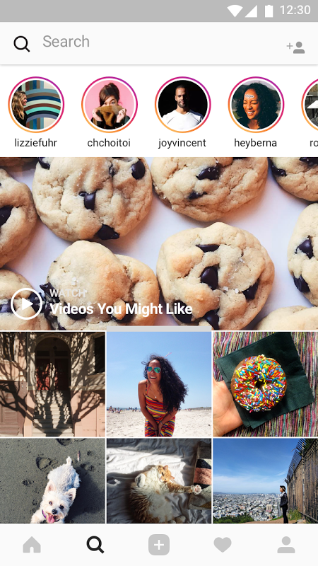 Instagram 28.0.0.7.284 Screen 3
