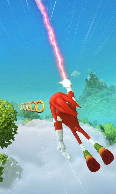 Sonic Dash 2: Sonic Boom 1.7.17 Screen 2