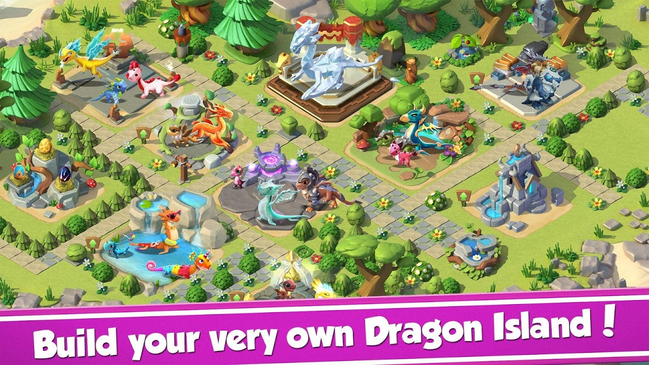 Android Dragon Mania Legends Screen 11