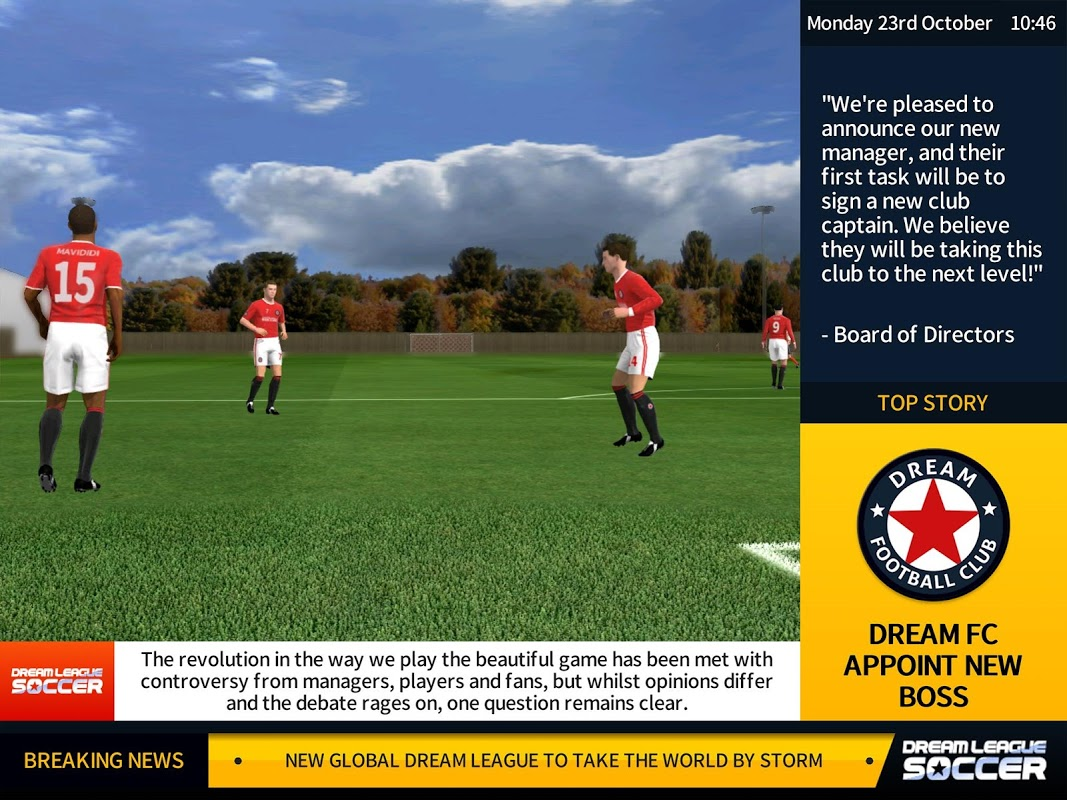 Dream League Soccer 2017 5.063 Screen 7