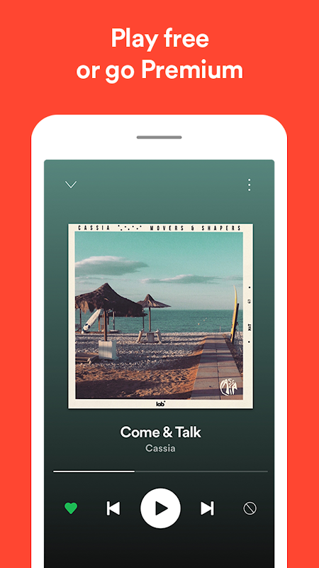 Spotify: Listen To New Music, Podcasts, And Songs 8.5.32.493 Screen 7