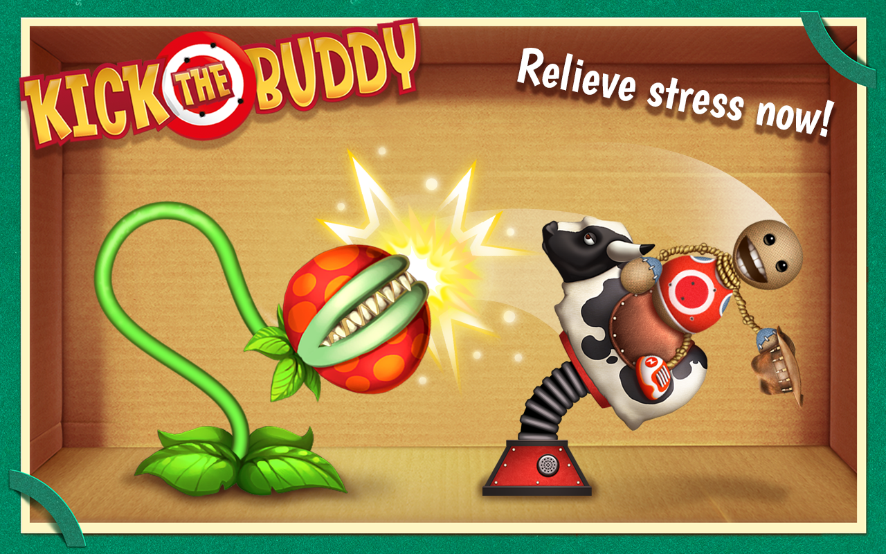 Android Kick the Buddy Screen 7