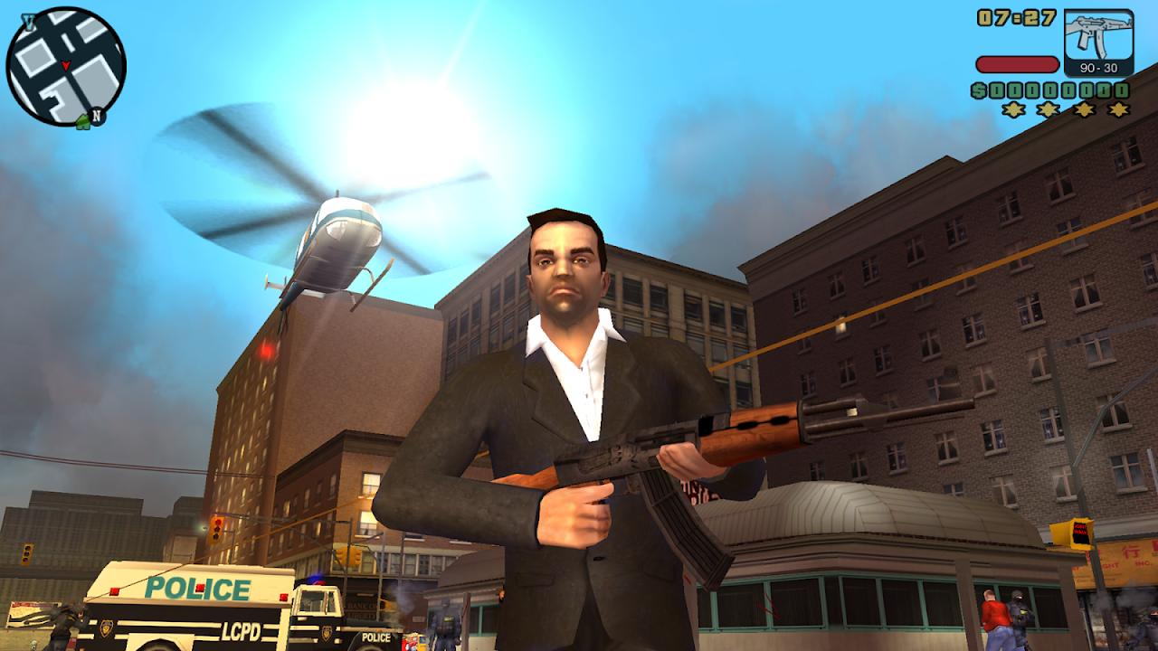 GTA: Liberty City Stories 2.3 Screen 3