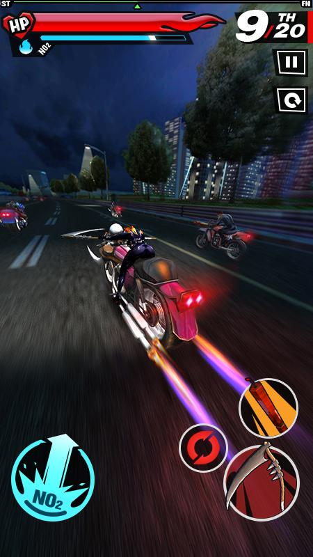 Fury Rider 1.0.3 Screen 5